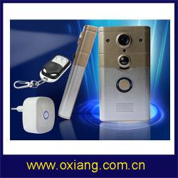 PIR HD WiFi videotürklingel mit Innentür-Ring