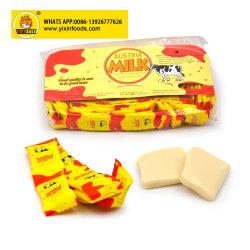 مصنع بالجملة أفريقيا كرة قدم نجم أو علم النمسا الحليب نكهة حلوى الحليب