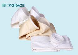 Filtre de l'aiguille de tissu industriel estimé Nomex / fibre de verre / PPS / P84 pour filtre à sac