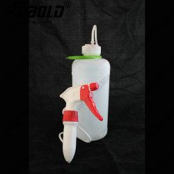 Lado Pulverizador, acionam o pulverizador 32oz garrafa, piscina de desinfectar o Pulverizador
