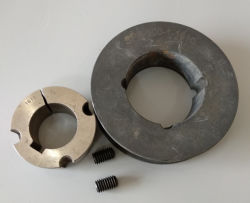 1108 spitse Ring van Katrolschijf