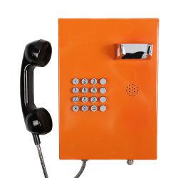 Intercomunicación Oficina de Comunicación bidireccional de 24h Banco autoservicio Teléfono intercomunicador