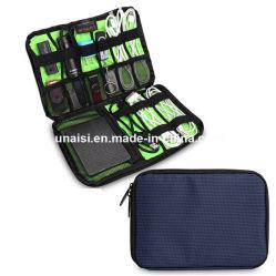 Cas d'accessoires de l'électronique pour divers Chargeur de téléphone et le câble USB