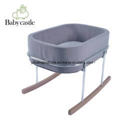 Europäischer Standard-Baby-Spiel Ard Baby-Bett-bewegliches Baby-Krippe-Arbeitsweg-Feldbett-Babyplaypen-Geschenk