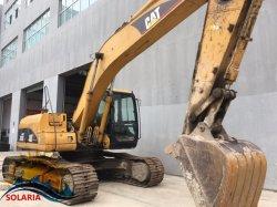 escavadora de rastos Caterpillar usados a Caterpillar 320c escavadoras 20ton