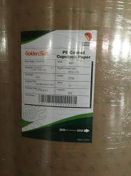 Grau alimentício PE Coated Board para capa de papel/Duplex/placa de corte da Placa de Alimentação