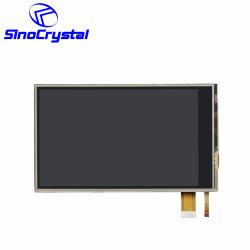 3.97/4 polegadas tela TFT LCD IPS com 480 (RGB) X800p LCM SPI/Interface RGB