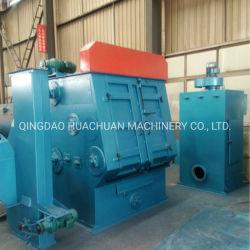 Qingdao Q3210 máquina de granallado sobre orugas de goma