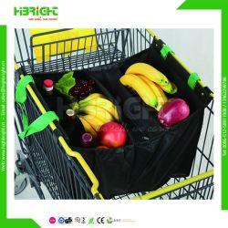 Супермаркет удобства продуктовых магазинов мешок для пневматической тележки