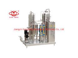 Bebidas gaseosas, Mezclador de Soda la máquina, material esencial para la línea de producción de bebidas carbonatadas