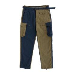 Mayorista de fábrica de ropa deportiva ropa elástica de ajuste de carga de la moda al aire libre de la mens pantalón casual