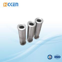 La alta demanda de hierro galvanizado en caliente del tubo de acero