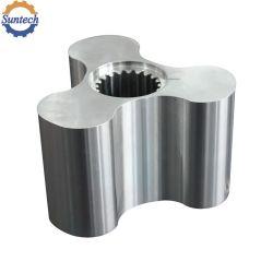 Accessori di comunicazione del pezzo meccanico di CNC dell'alluminio professionale del fornitore