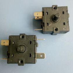 Elektrische Oven 4 de Roterende Schakelaar van de Positie 16A 250V T100