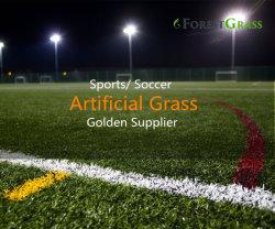 Het professionele Synthetische Gras van de Hoogte van de Voetbal van de Fabrikant met 16 Jaar van de Ervaring