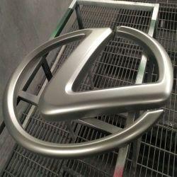 Contrassegno esterno personalizzato di marchio dell'automobile della verniciatura a spruzzo 3D