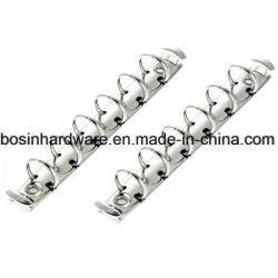 Carta 6 Mecanismo de Carpeta de anillas de metal