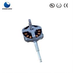 Motore elettrico di monofase di CA per il ventilatore da tavolo/ventilatore del basamento/il motore ventilatore/motori di Embeded per il soffitto tipo a cassetta