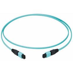MehrmodenOm3 MPO/MTP Optiksteckschnür für Rechenzentrum