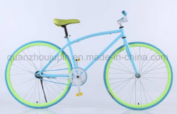 OEM Hot Sale Fashion Road Fixed Gear Bicycle Ohne Bremse