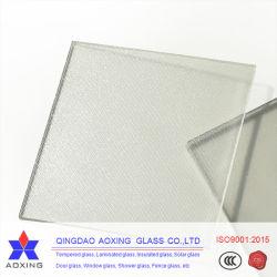Super transparentes ausgeglichenes Glas-Solarglas