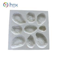 Folheado de cultura artificial Stone moldes de silicone para betão