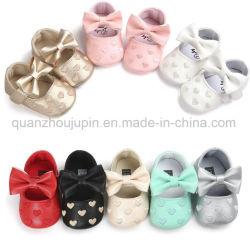 Oem Pu Cute Soft Soles Babyschoenen Voor Peuters