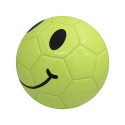 Voetbal van de Sport van de Voetbal van de douane het Met de machine genaaide Opblaasbare