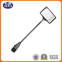L'indicatore luminoso del punto dell'alogeno della lampada della parentesi della cabina della fiera commerciale per schiocca in su il basamento (AS-03)