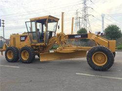 ماكينة التسوية التي تعمل بمواتير Caterpillar 140 ماكينة التسوية الثانية Cat 140h مع الكسارة، تتوفر أيضًا الموديل 140G 140K 12h