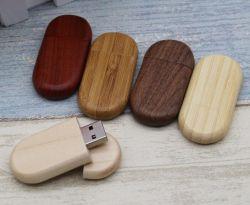 Unidade Flash USB personalizados de madeira para estúdio fotográfico