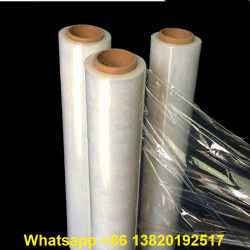 Materielle Ladeplatte Plastik-PET Ausdehnungs-Film-Verpackungs-riesige Rolle LLDPE aufbereiten
