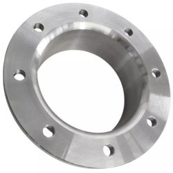 Brida de anillo de ángulo de acero inoxidable