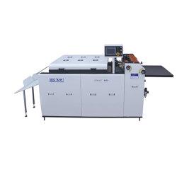 Sguv-660 Fábrica Manual Película Protetora revestimento UV a máquina