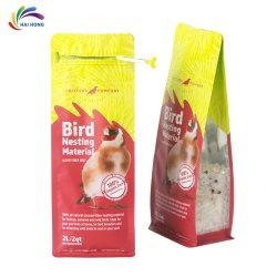 Sacchetto di caffè, sacchetto dell'alimento, carta kraft Con il sacchetto a prova d'umidità e termosaldata del cunicolo di ventilazione, di plastica, sacchetto Pocket della fisarmonica
