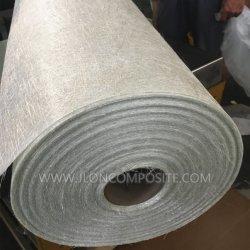 P30 Alfombra de hebra cortada de fibra de vidrio por hoja de impermeabilización de cubiertas FRP