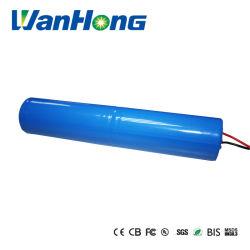 Pilha recarregável de lítio íon de lítio LiFePO4 Bateria de Lítio/Ciclo Profundo/Bateria de Lítio/26650 5000mAh Células da bateria para o alto-falante/LED