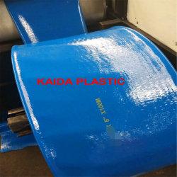 L'agriculture colorés de grand diamètre de l'irrigation à plat flexible en PVC flexible du tuyau de l'eau