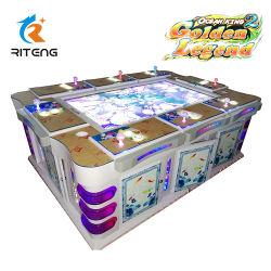 대양 King3 물고기 비디오 게임 기계 물고기 게임 내각