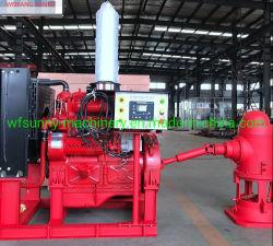 pompa buona profonda a più stadi della pompa centrifuga della pompa 40-300HP della pompa ad acqua di irrigazione della pompa di miniera della pompa della pompa per acque luride dei rifiuti della pompa di auto della pompa motorizzata diesel di innesco