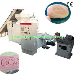 Venda a quente 1-2ton fábrica de sabão de lavanderia sólidos em África