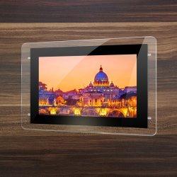 """15.6"""" FHD IPS la pendaison L'écran LCD du lecteur de publicité avec 8 Go de mémoire interne"""