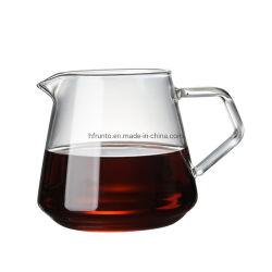 POT di vetro del caffè di Boroslicate di prezzi 650ml dell'articolo da cucina di caffè di alta qualità poco costosa delle tazze termoresistente