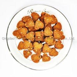 Tdh 밥 제조자를 가진 맛있은 자연적인 좋은 품질 애완 동물 먹이 개 식사 심혼 모양 닭