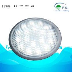 Licht van het hoge LEIDENE van het Roestvrij staal van de Macht 54W Koele Witte 316 Zwembad van PAR56 het Onderwater (om PAR56 300W halogeenlicht direct te vervangen)