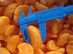 Segmento sbucciato congelato IQF del mandarino