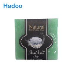 100 g de sabão de rosto com planta natural do óleo essencial de sabão de branqueamento de sabão de beleza Sabonetes