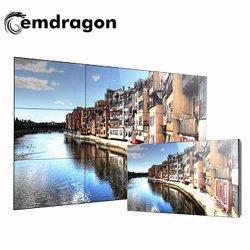 Bisel ultra delgado de 46 pulgadas de la pared de vídeo LCD visualización de anuncios para la venta de publicidad interior Pantalla LCD Digital Signage