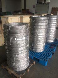 Aço inoxidável da bobina de tubos sem costura estirados a frio em rolos de tubos