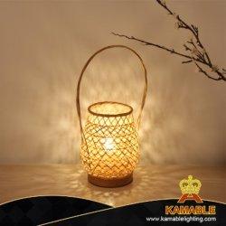 Недавно загорелся декоративные из бамбука настольная лампа (КА-T13)